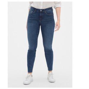 Gap True Skinny Jeans in indigo